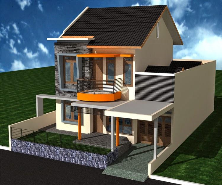Biaya Meningkat Rumah 2 Lantai