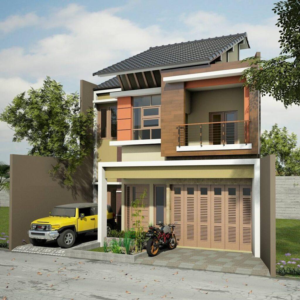 Biaya Meningkat Rumah 2 Lantai Tangerang