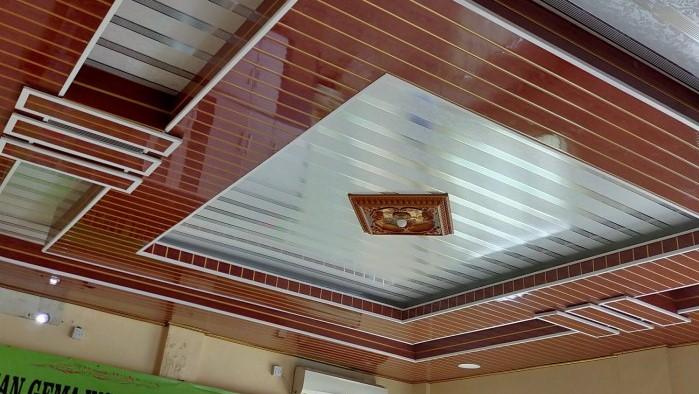 Harga Plafon Pvc Drop Ceiling Minimalis